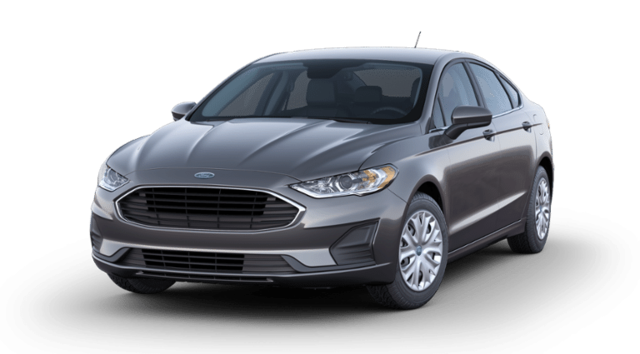 New 2020 Ford Fusion S Sedan 3FA6P0G77LR104827 in Alexandria, VA